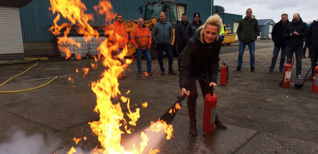 BHV NTP Groep Brandprotectie Woerden