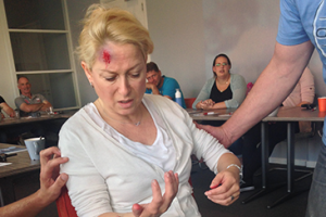 BRN Brandbeveiliging BHV training Utrecht Woerden Lotus