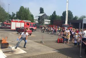 BRN Brandbeveiliging Opendag brandweer Woerden