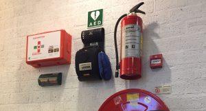 BRN Brandbeveiliging Woerden Gemeente Brandalarm