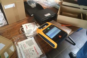 BRN Brandbeveiliging leveren onderhouden AED
