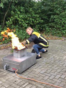 Brand reanimatie training Woerden
