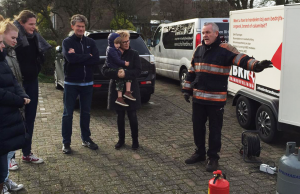 brn brandbeveiliging thomashuis lisse bhv training