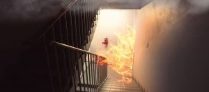 stappenplan brand in huis - brn brandbeveiliging website