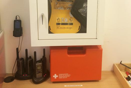 BRN Brandbeveiliging overheidsinstantie brandveiligheid testen