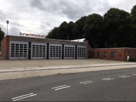 Brandweerkazerne Post Schepenbuurt