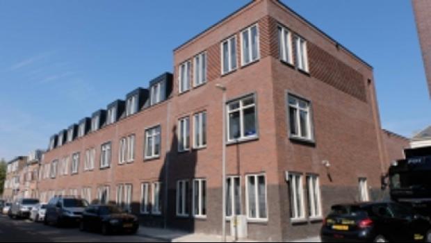 Leger des Heils locatie Oudwijkerveldstraat in Utrecht