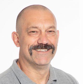Raoef van Mouwerik BHV instructeur